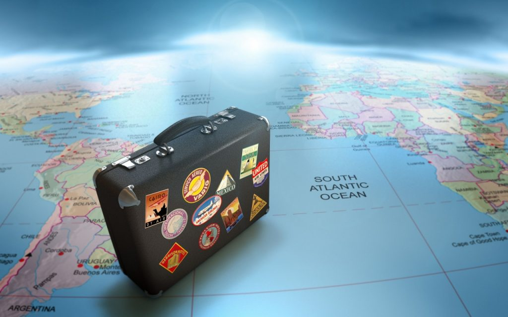 Top Four Tips on Traveling Abroad